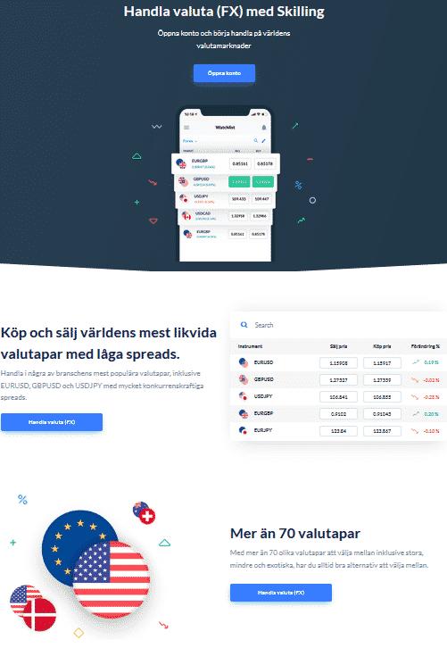 Forex Trading Online - Skilling