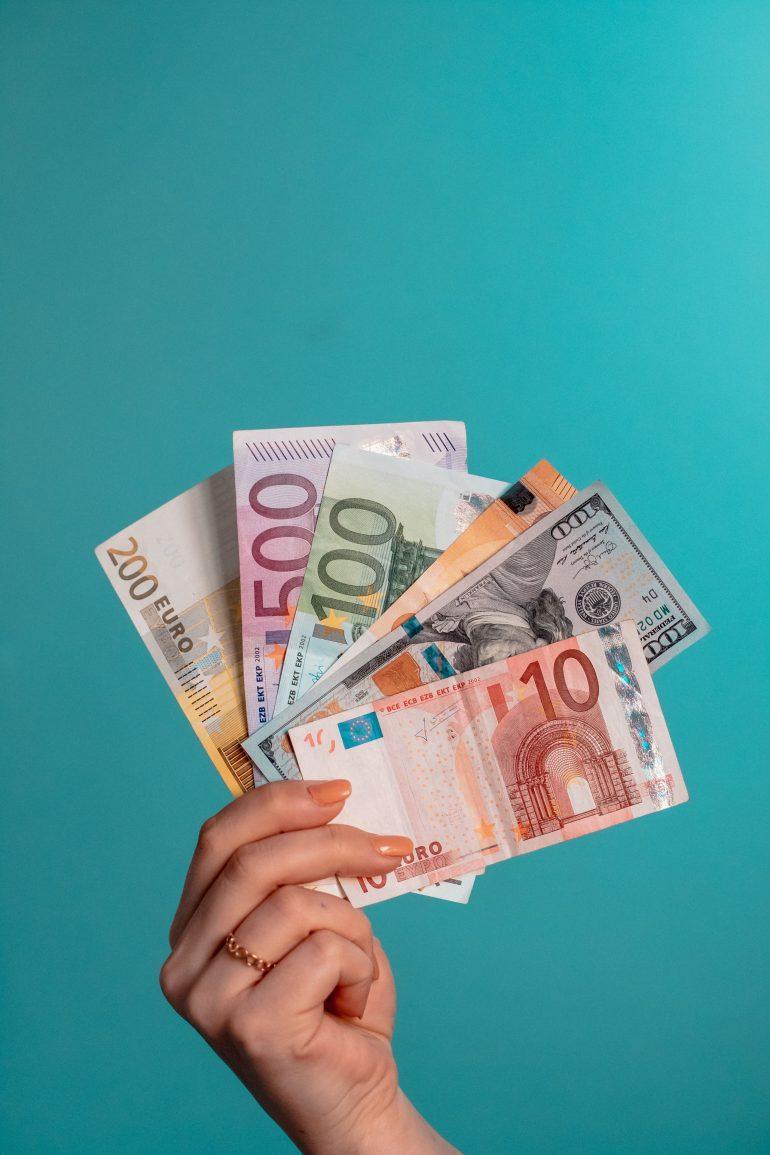 Valutahandel plattform