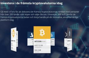 Kryptomäklare - Bitcoin