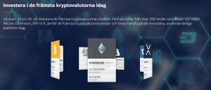 Ethereum kryptovalutamäklare